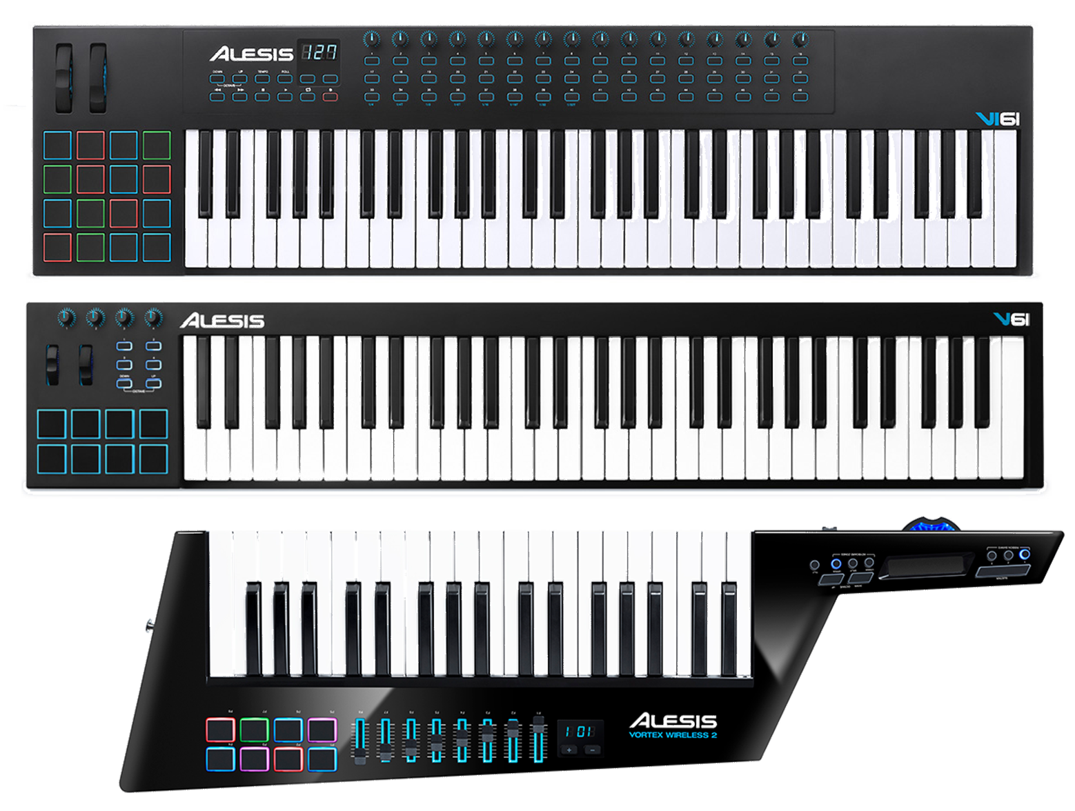 Alesis V, VI & Vortex Series - Setup with Pro Tools | First