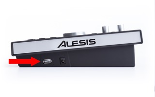 Alesis Crimson Right