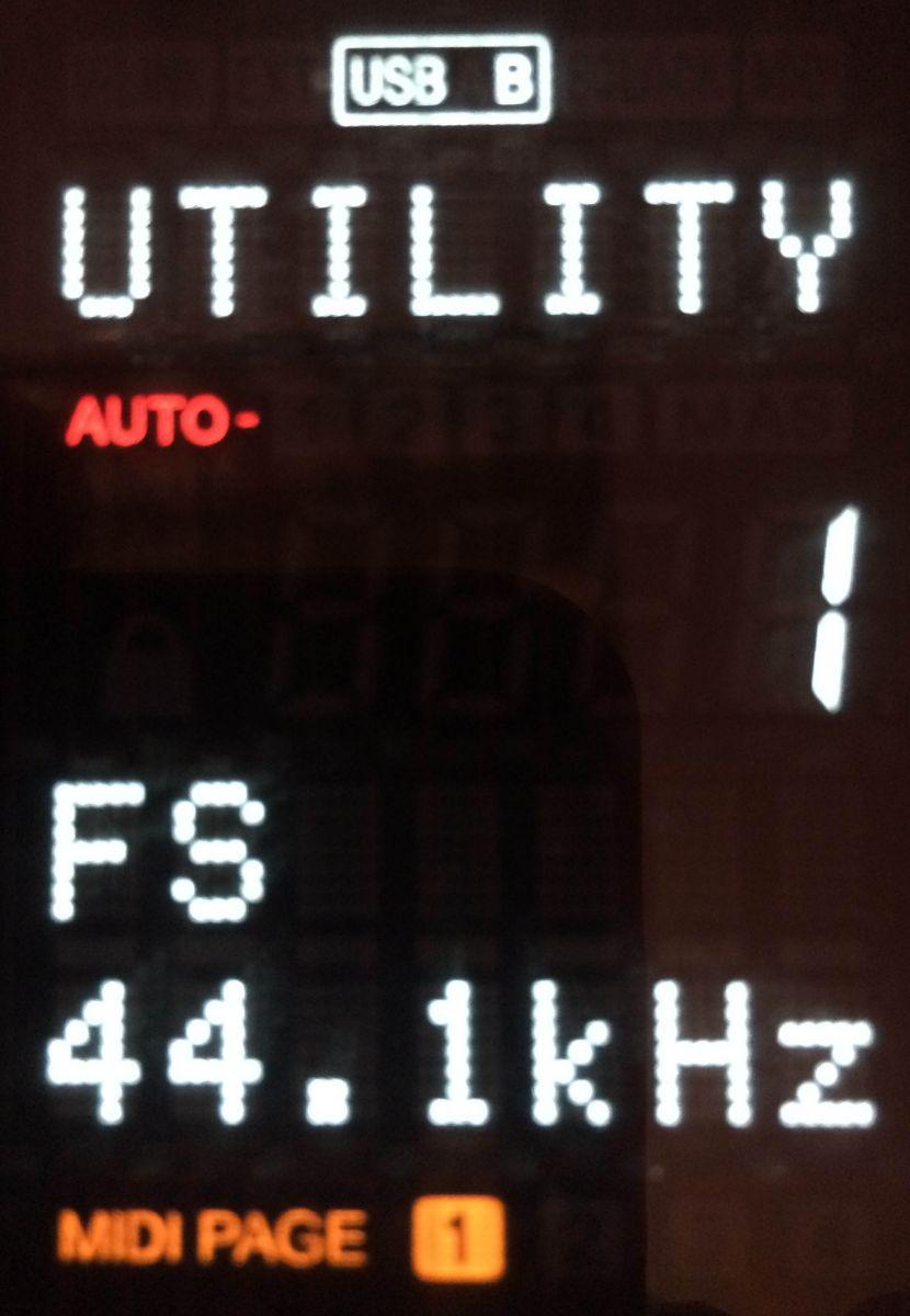 DNX1600 Freq