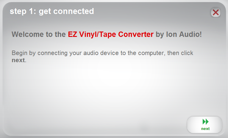 ION EZ Vinyl/Tape Converter - MacOS Walkthrough and Troubleshooting
