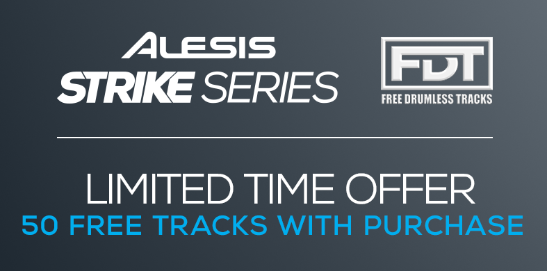 Alesis Strike and Strike Pro - Downloading and Using the Free