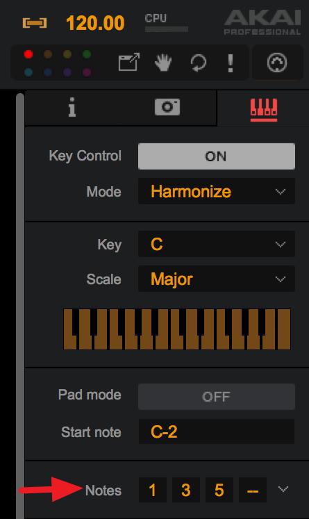 Harmonize Parts