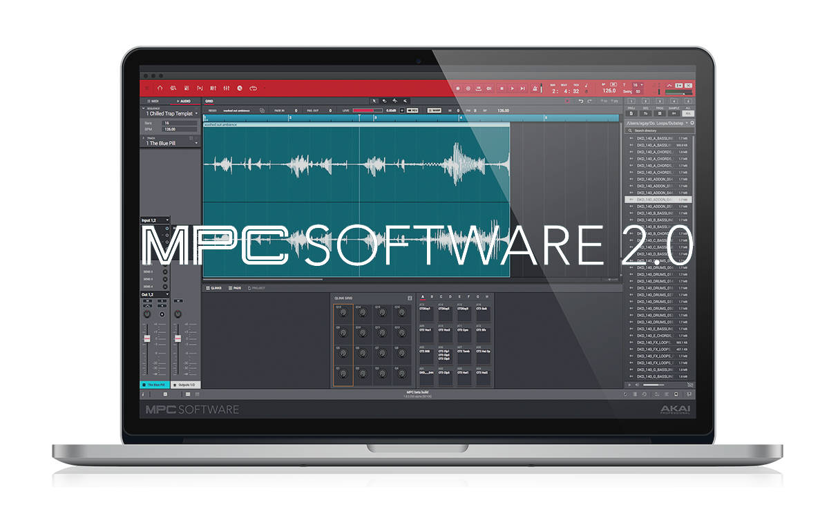 Akai Pro MPC Software 2 0 - How to Download, Install, and Activate