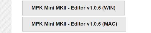 Akai pro mpk mini mkii how to use the editor   akai professional.
