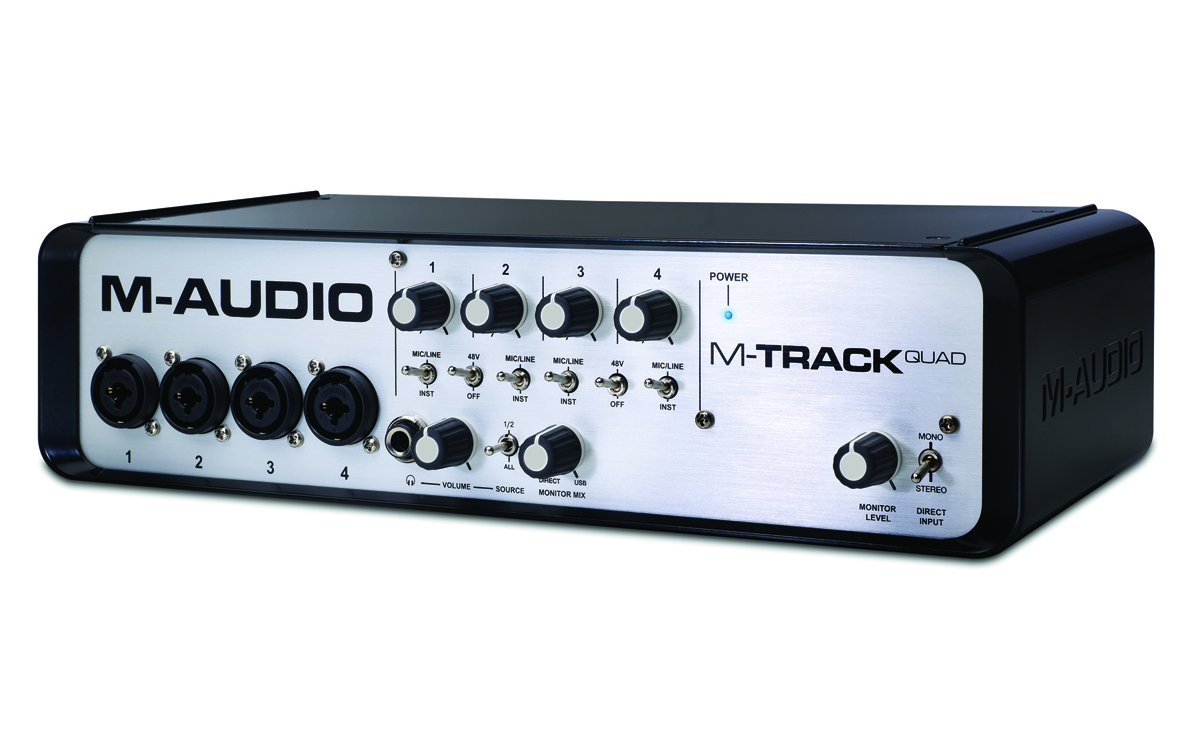 m audio fast track drivers free download for windows 7