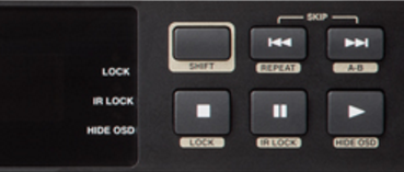 Marantz PMD 500D indicator