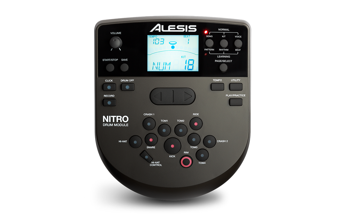 Alesis Nitro Kit - Adjusting Trigger Settings For Optimal Performance