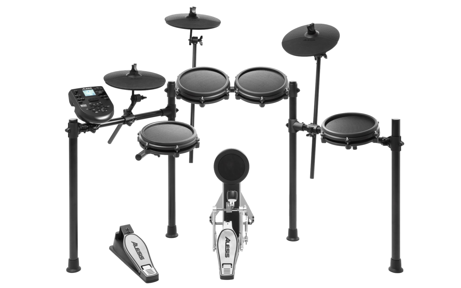 Alesis Nitro Mesh Kit - Frequently Asked Questions