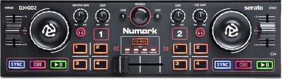 Numark DJ2GO2 main