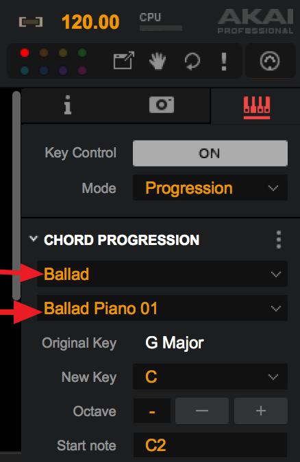 Prog Mode Type