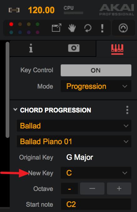 Prog Mode key