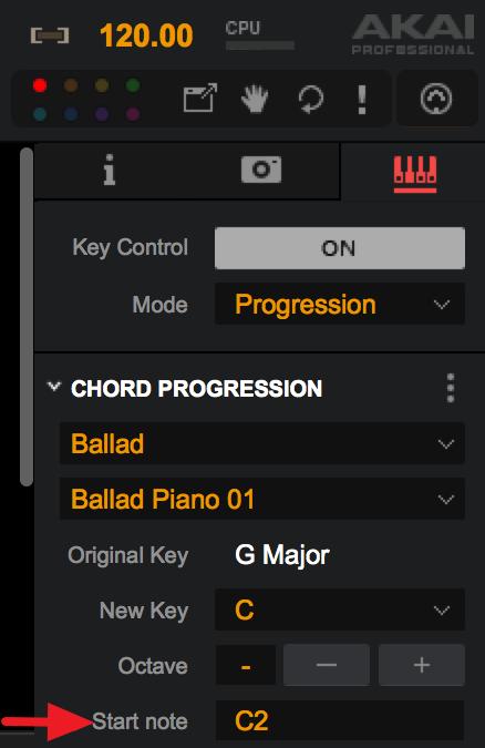 Prog Mode note