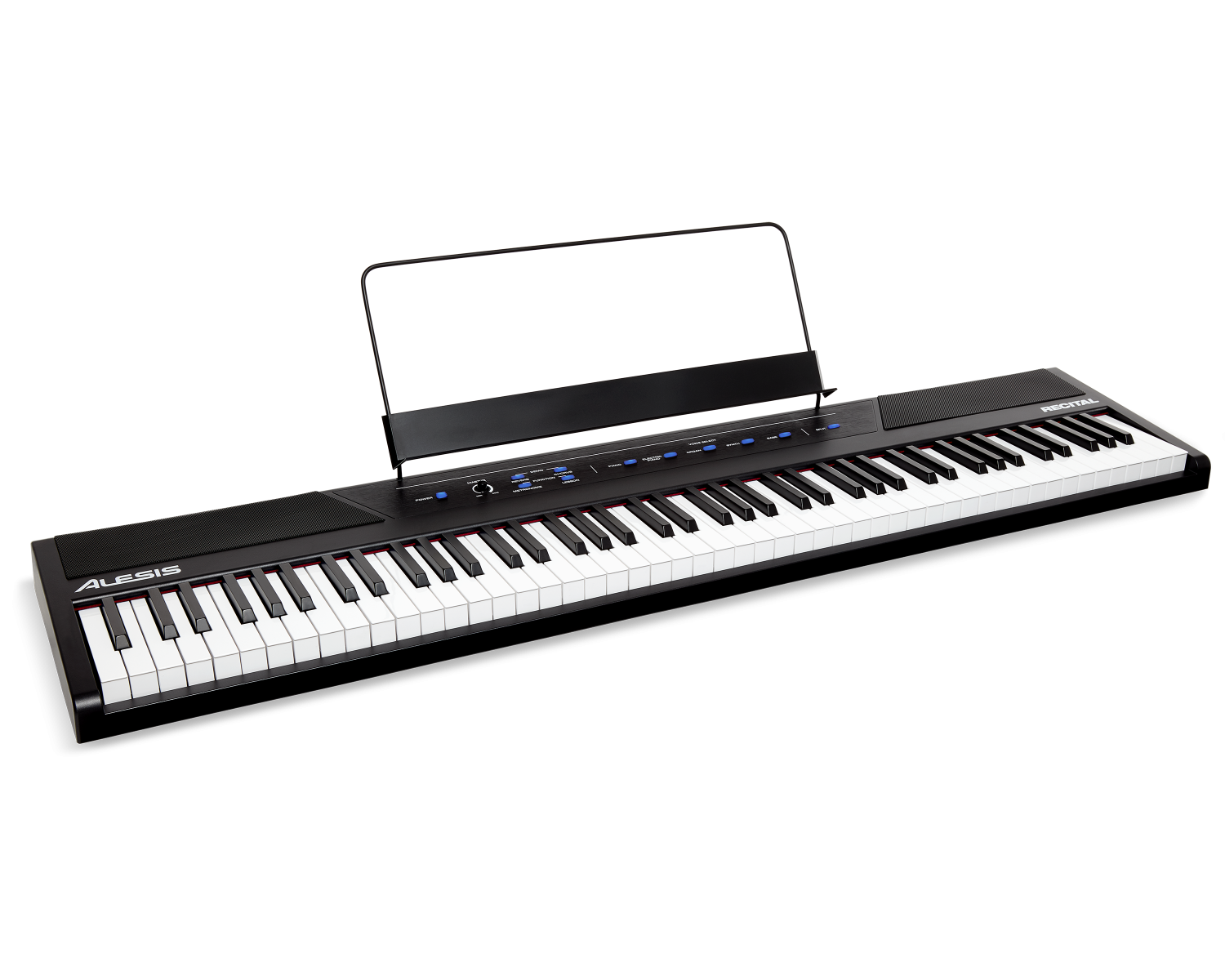 Alesis Recital - Frequently Asked Questions