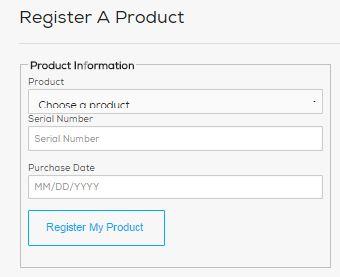 Register alesis account2