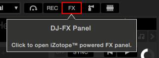 Serato DJ Pro FX icon