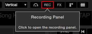 Serato DJ Pro Rec icon