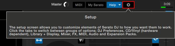 Serato DJ Pro Setup icon