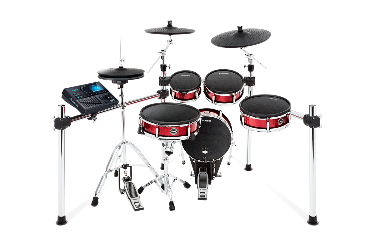 Alesis Strike Pro Kit - Optimizing Trigger Response