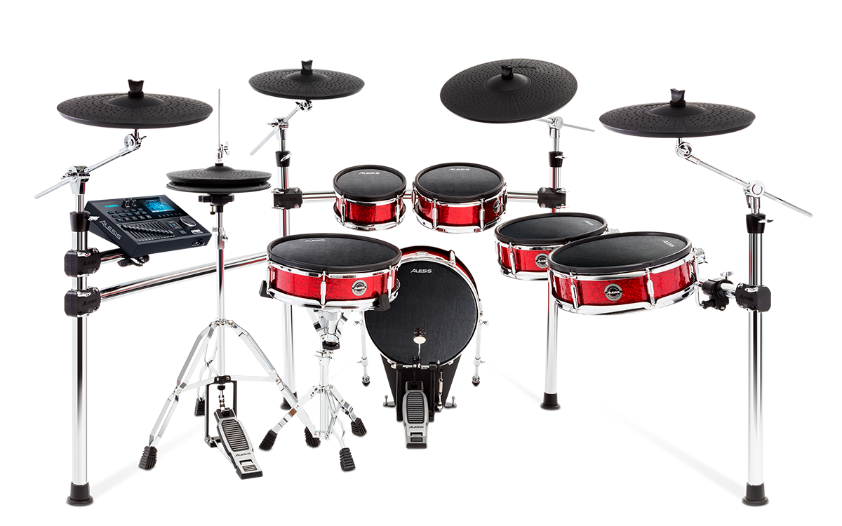 Alesis Strike Pro Kit - Frequently Asked Questions