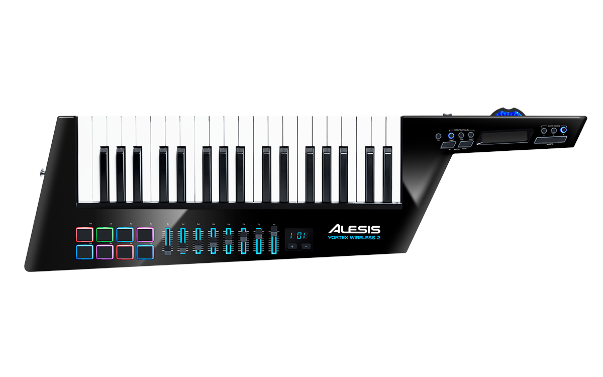 Alesis Vortex Wireless 2 - Frequently Asked Questions