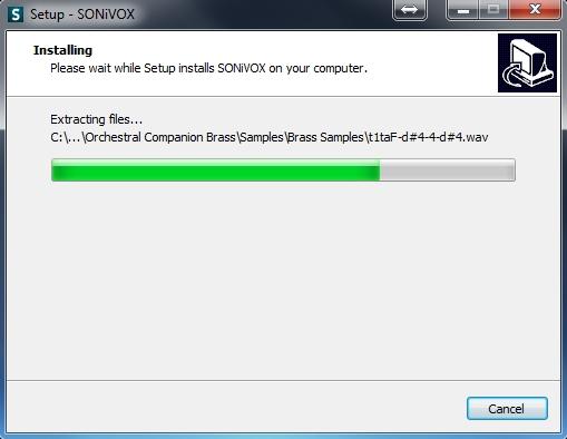 advance sonivox 10a