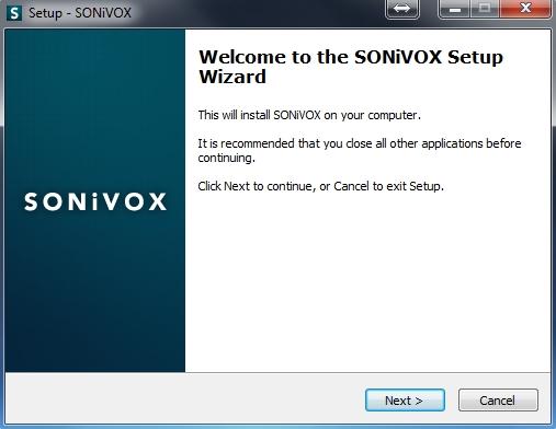 advance sonivox 3