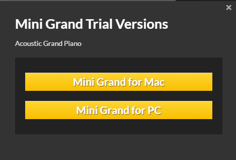 air minigrand mac or pc