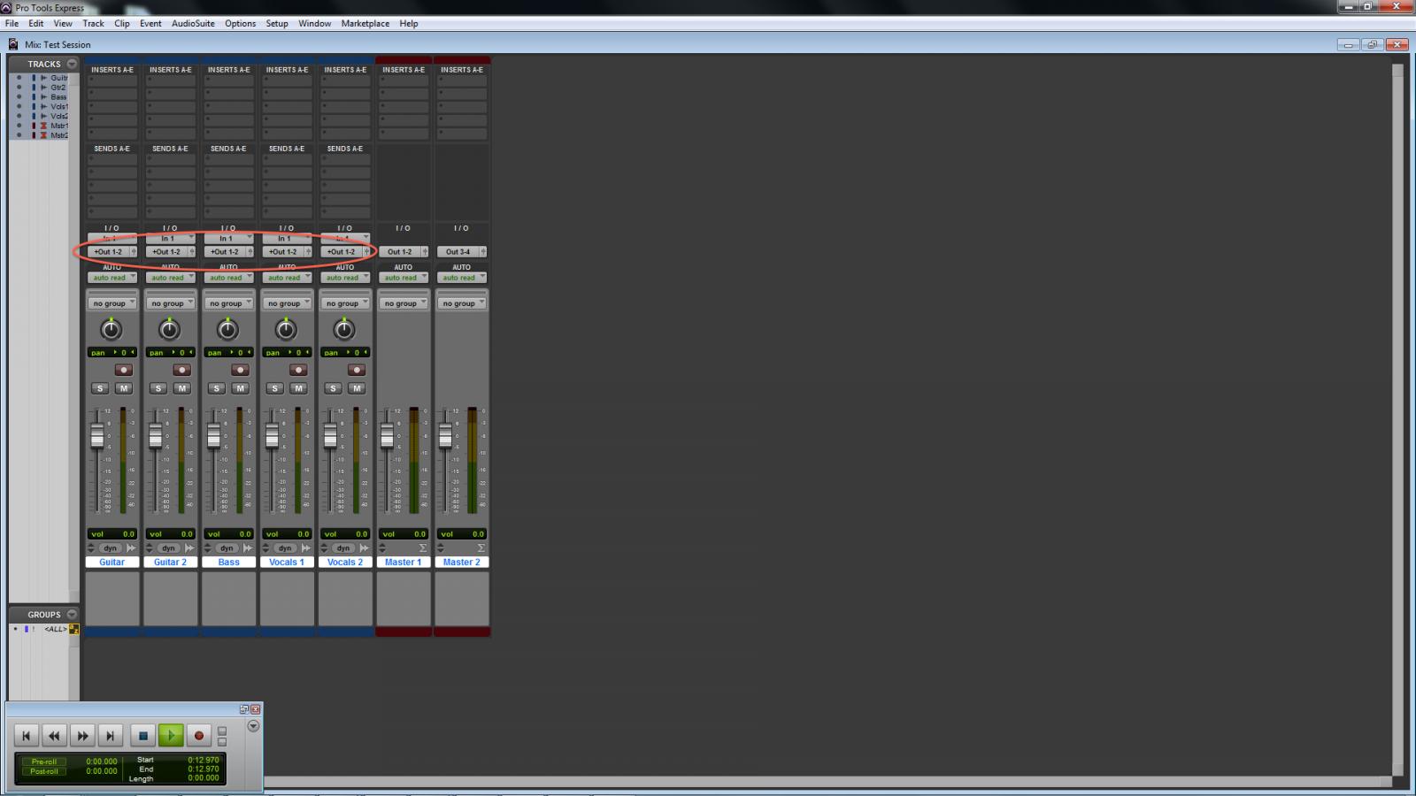 Akai EIE Pro - Setup with Pro Tools Express Akai Pro/M-Audio Edition