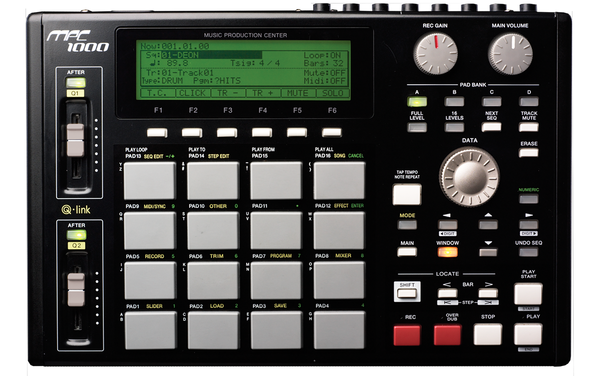 Akai MPC1000 - Mapping to the Ableton Live Drum Rack | Akai Professional
