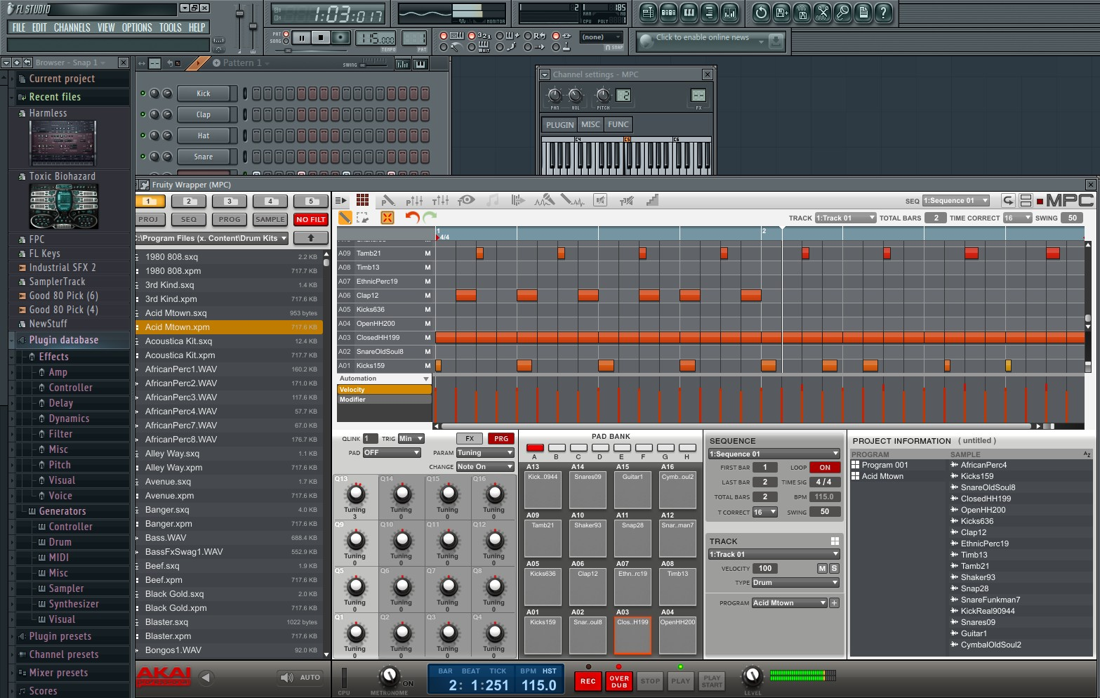 fl studio how to turn off loop points
