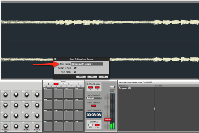 akai mpc ren sound module 10