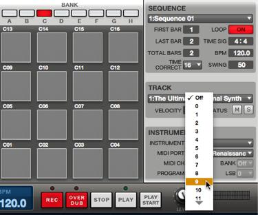 Akai MPC Renaissance - Sampling With an External Sound Module | Akai