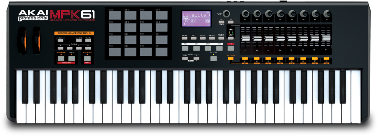Akai MPK and MPD Series - Setup with Logic Pro X | Akai