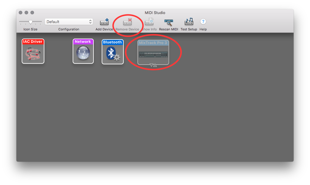 Mac OS X - Problems with MIDI devices after an update | Akai