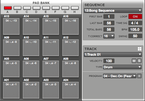 mpc software exportingaudio11
