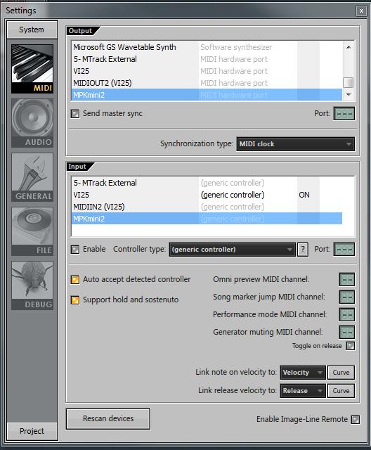 Akai Pro MPK mini mkII - Complete Setup with FL Studio