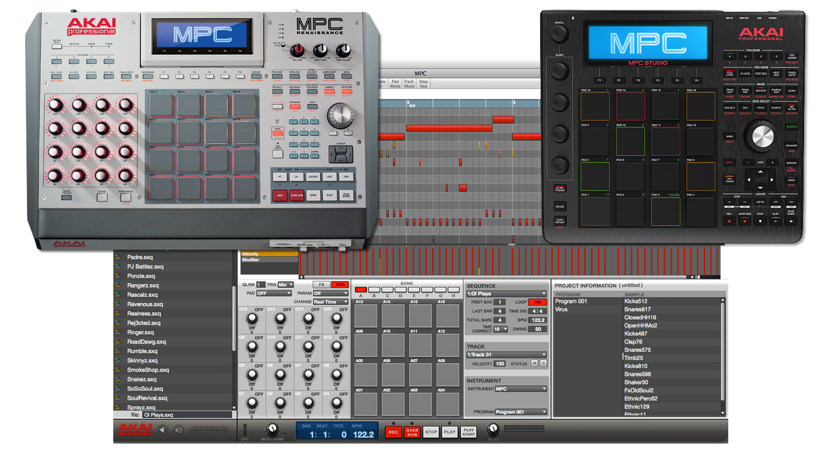 Akai Pro Software Download : akai pro mpc renaissance and studio installing and setting up the expansion pack plugins ~ Hamham.info Haus und Dekorationen