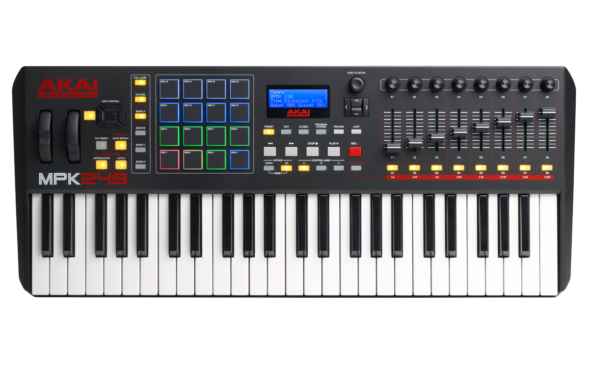 Akai MPK2 Series - Complete Download, Unlock and Setup in MPC