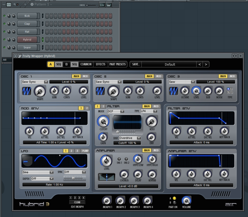 akai mpk2 flstudio hybrid 5