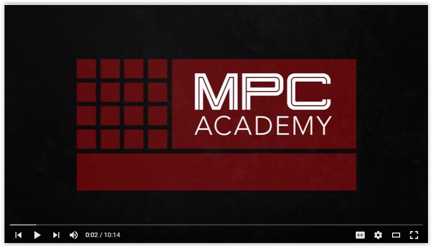 Akai MPC Renaissance, MPC Studio, and MPC Touch - Video