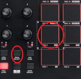 Akai Pro MPD218 - How to Download and Use the Included Sample