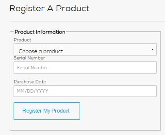 Register alesis account2