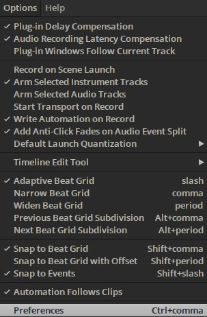 TFP Bitwig Arsenal 01