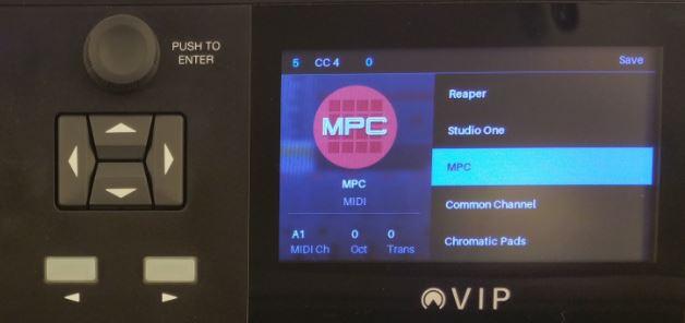 VX49 MPC presets