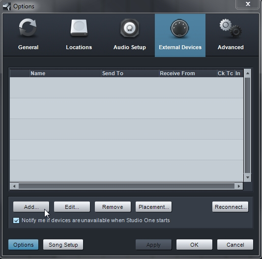 akai mpk2 studioone software 4