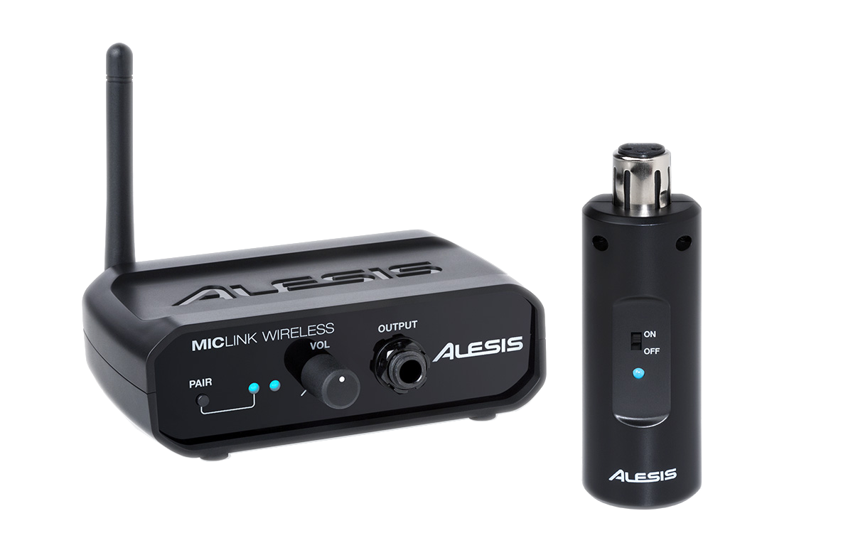 alesis miclinkwireless main