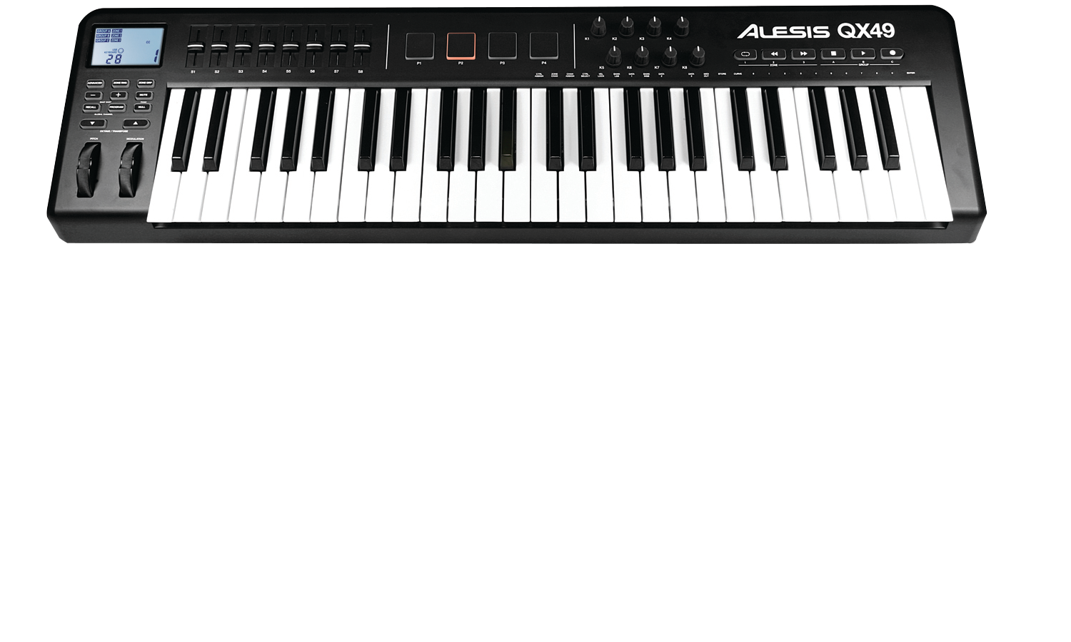 Alesis QX series - Controller Presets for Ableton Live