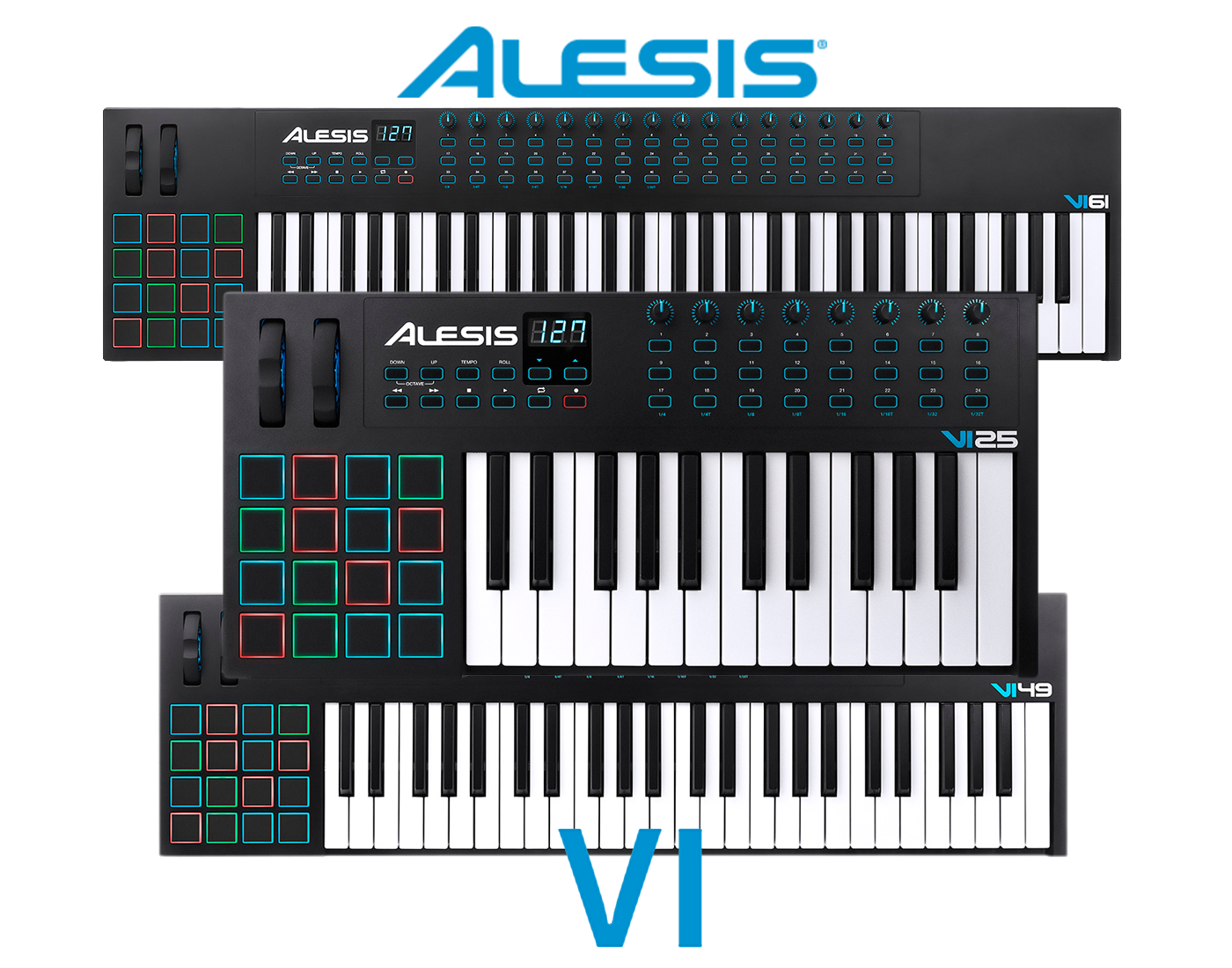 alesis viseries main