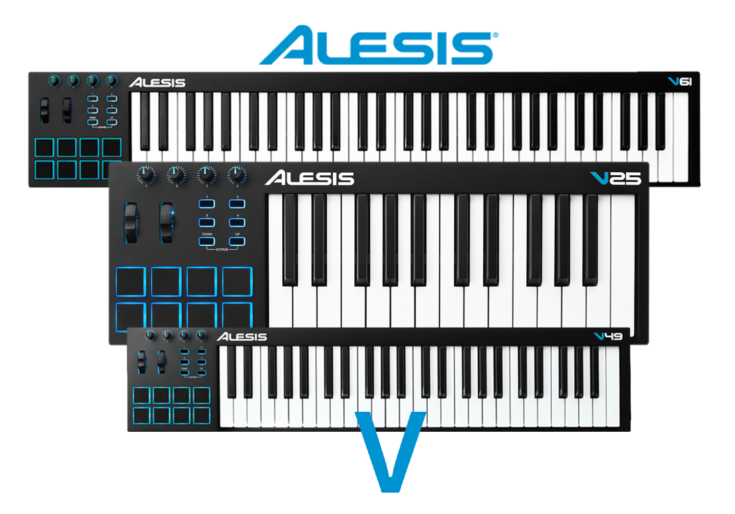 alesis vseries main