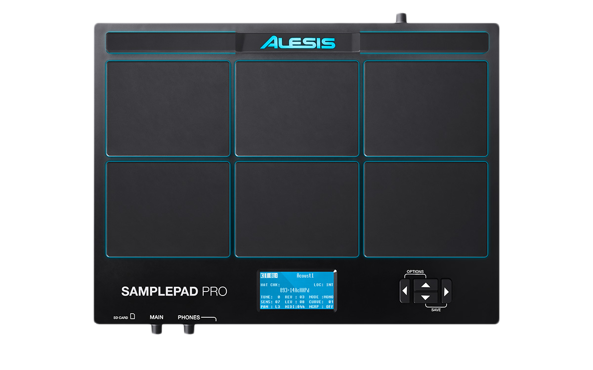 alesis samplepad pro frequently asked questions. Black Bedroom Furniture Sets. Home Design Ideas